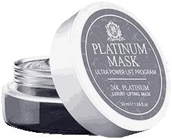 Маска Platinum Mask мини версия.