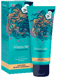 Маска Princess Hair мини версия.
