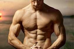 Благодаря Testosterone+ укрепляется мышечная система, структурируются мускулы.