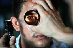 Оптивистин показан людям с генетической склонностью к снижению зрения.